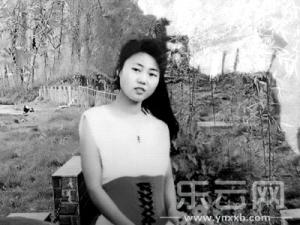 数年前沈红霞在温州的一个留影。