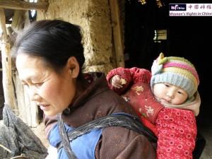 贫穷的老年夫妇和他们可爱的孙女1
