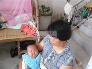 刘美孜和她的养祖母