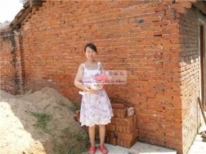 女婴蒋晨熙和她的妈妈