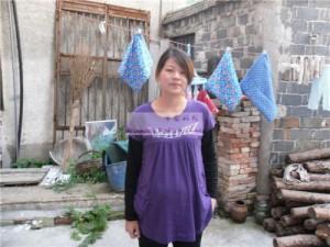 孕妇李小玲