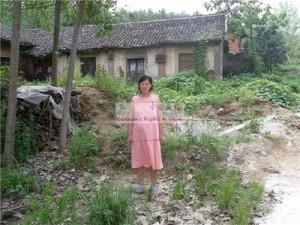 孕妇郭丽峰