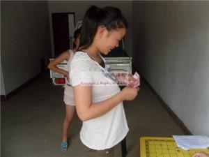 朱涵瑜的母亲盛利