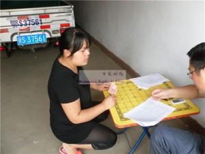 涂欣怡的母亲姜毅