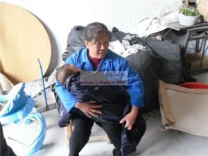 贾静怡和她奶奶陈天凤