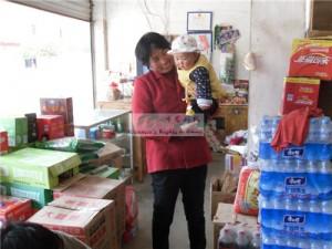 陈政君和她的奶奶