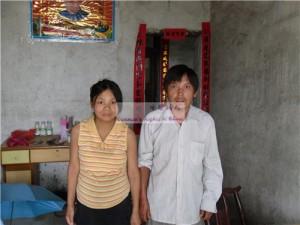 韩迪和丈夫周贤明