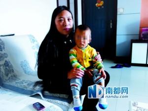 莒南县人社局驳回了朱新梅的申诉,并否认朱新梅被拘禁。2