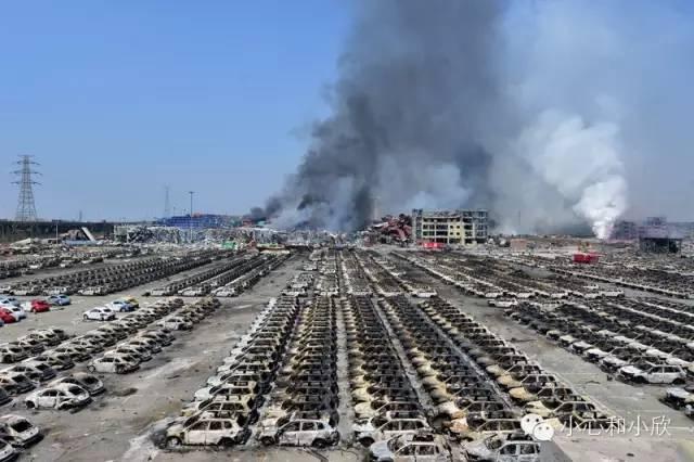 天津爆炸2