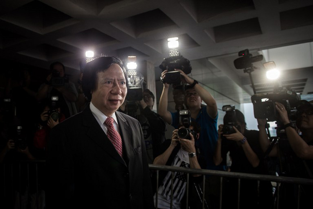 HONG KONG-PROPERTY-BUSINESS-CORRUPTION