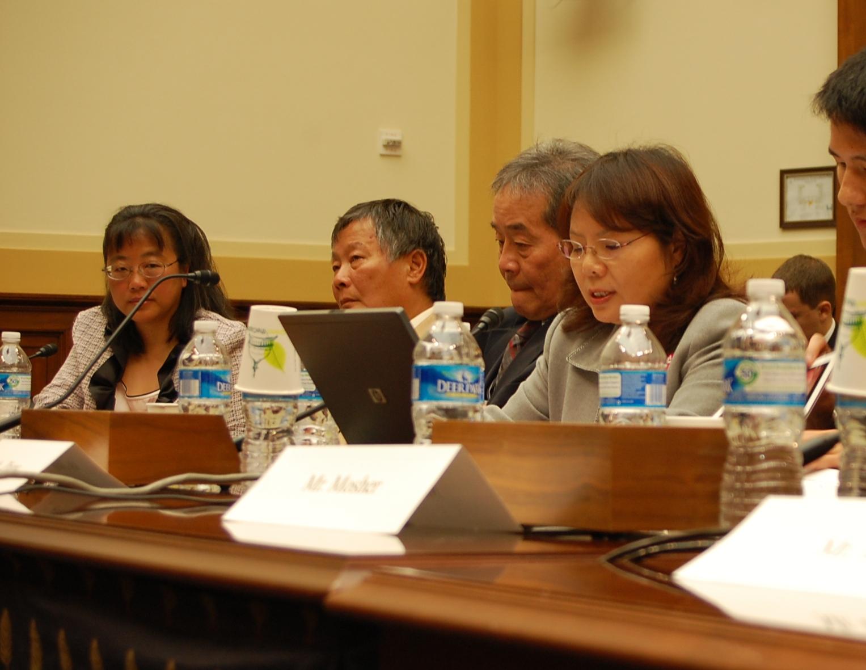 Harry Wu - Wei Jingsheng and Jing Zhang