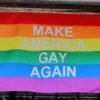 MAKE AMERICA GAY AGAIN 讓美國再次GAY