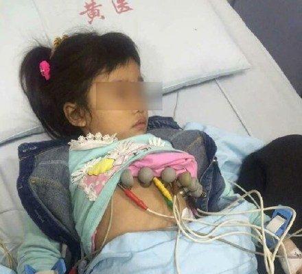 东莞市保育员投毒导致10幼儿中毒住院。(网络图片)